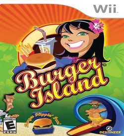 Burger Island ROM