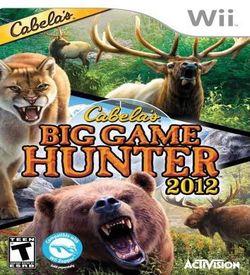 Cabela's Big Game Hunter 2012 ROM