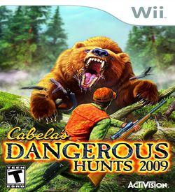 Cabela's Dangerous Hunts 2009 ROM