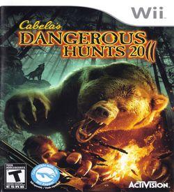Cabela's Dangerous Hunts 2011 - Special Edition ROM