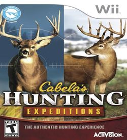 Cabela's Hunting Expeditions ROM