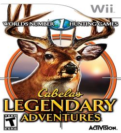 Cabela's Legendary Adventures ROM