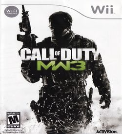Call Of Duty - Modern Warfare 3 ROM