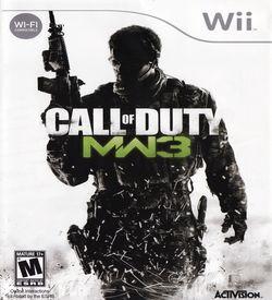 Call Of Duty - Modern Warfare 3 ROM