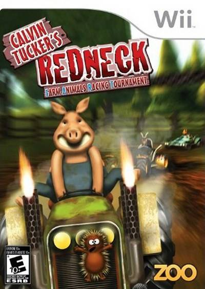 Calvin Tucker's Redneck - Farm Animal Racing Tournament