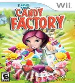 Candace Kane's Candy Factory ROM