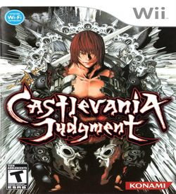 Castlevania Judgement ROM