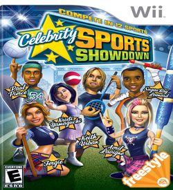 Celebrity Sports Showdown ROM