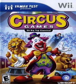 Circus Games ROM