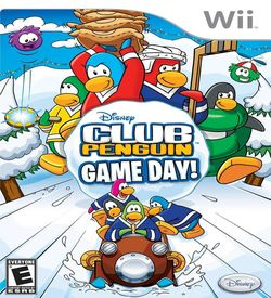 Club Penguin - Game Day ROM