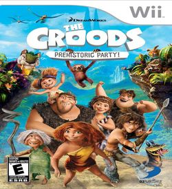 The Croods Prehistoric Party ROM