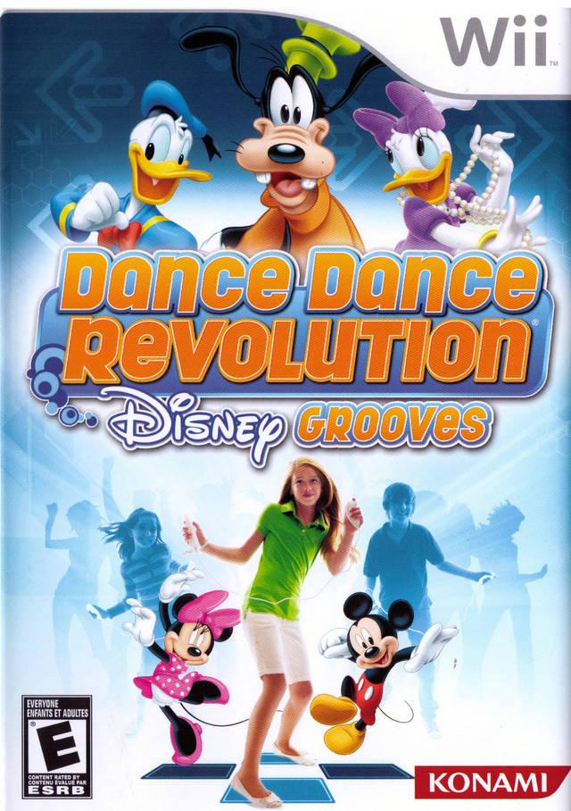 Dance Dance Revolution - Disney Grooves