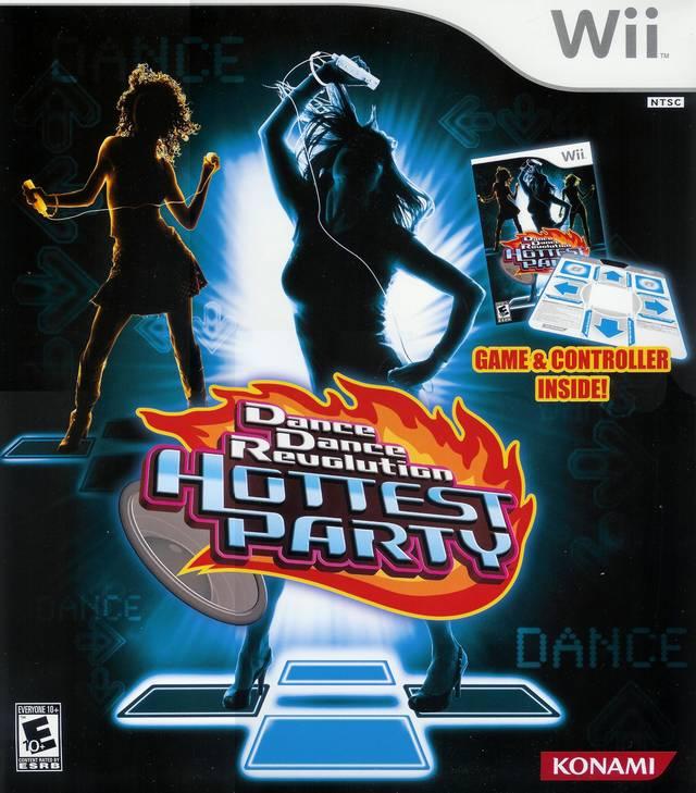 Dance Dance Revolution - Hottest Party