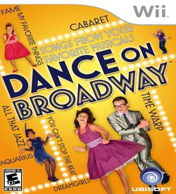 Dance On Broadway ROM