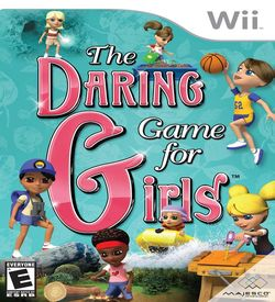 The Daring Game For Girls ROM