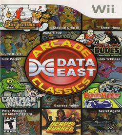 Data East Arcade Classics ROM
