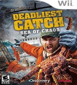 Deadliest Catch - Sea Of Chaos ROM