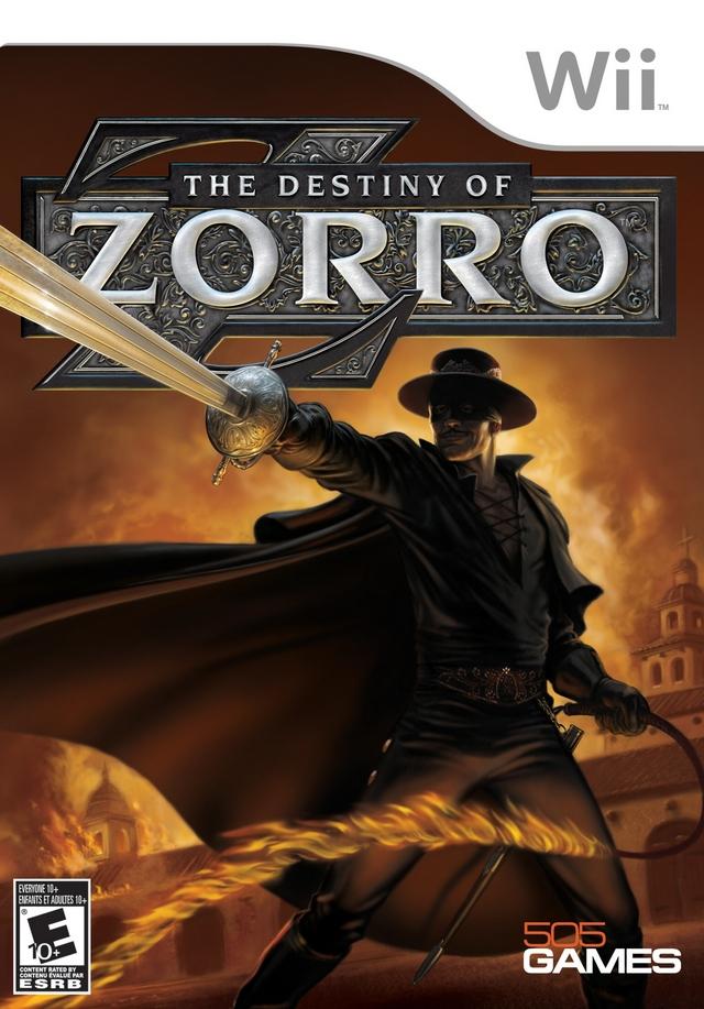 The Destiny Of Zorro