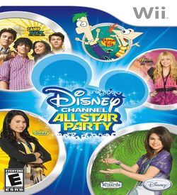 Disney Channel - All Star Party ROM
