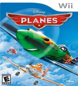 Disney Planes ROM
