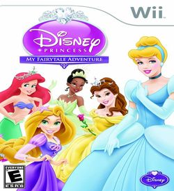 Disney Princess - My Fairytale Adventure ROM