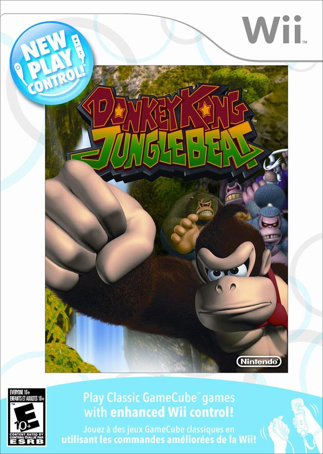 Donkey Kong- Jungle Beat