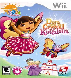 Dora Saves The Crystal Kingdom ROM