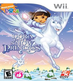 Dora Saves The Snow Princess ROM