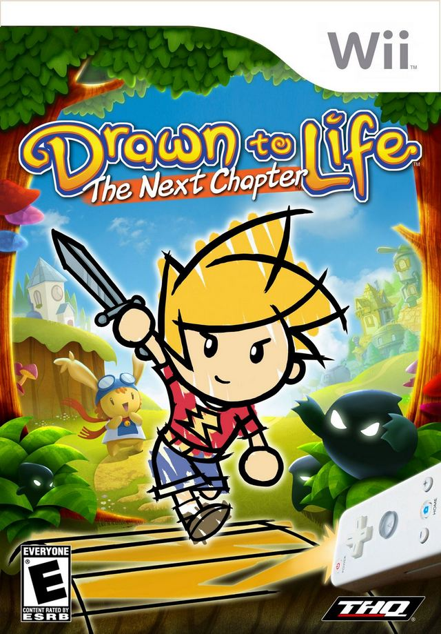 Drawn To Life - The Next Chapter