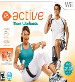 EA Sports Active- More Workouts ROM