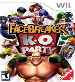 FaceBreaker K.O. Party ROM