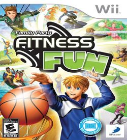Family Party - Fitness Fun ROM