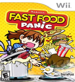 Fast Food Panic ROM