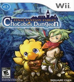 Final Fantasy Fables- Chocobo's Dungeon ROM