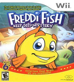 Freddi Fish- Kelp Seed Mystery ROM