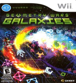 Geometry Wars - Galaxies ROM