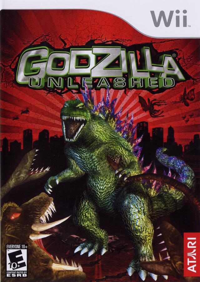 Godzilla- Unleashed