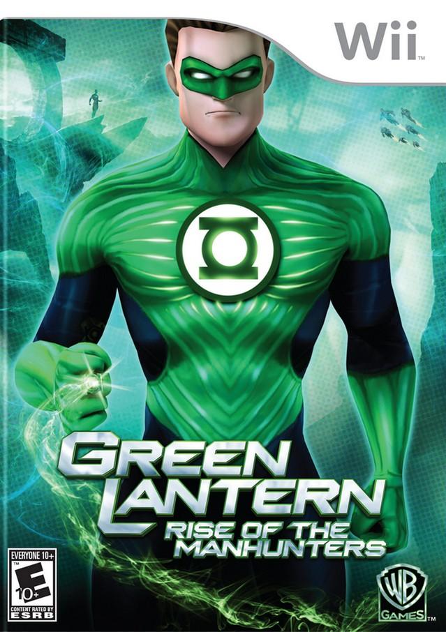 Green Lantern - Rise Of The Manhunters