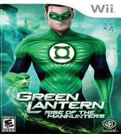 Green Lantern - Rise Of The Manhunters ROM