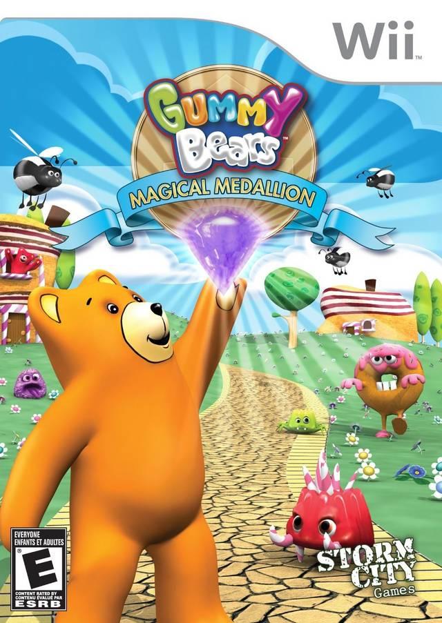 Gummy Bears Magical Medalion