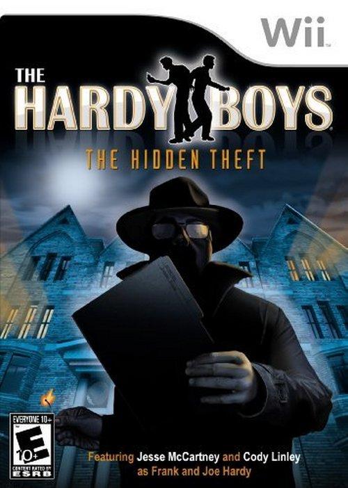 The Hardy Boys - The Hidden Thief
