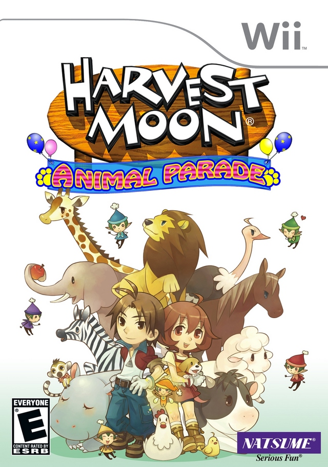 Harvest Moon - Animal Parade