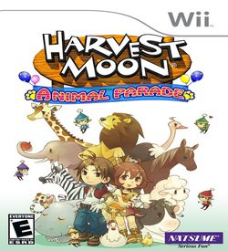 Harvest Moon - Animal Parade ROM