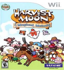 Harvest Moon - Magical Melody ROM