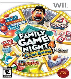 Hasbro - Family Game Night 4 ROM