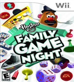 Hasbro - Family Game Night ROM