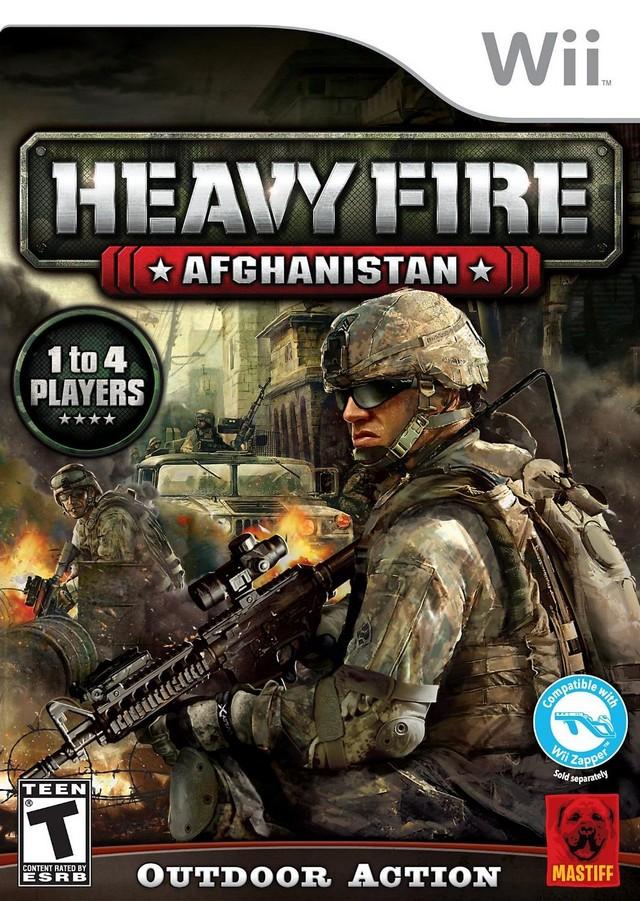 Heavy Fire - Afghanistan