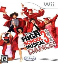 High School Musical 3- Senior Year Dance ROM