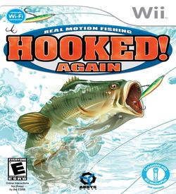 Hooked - Real Motion Fishing ROM