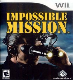 Impossible Mission ROM
